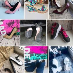 Shoes of small sizes 33-34-35 New!