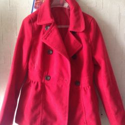 The coat is red female