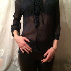 Prada 44-46 blouse