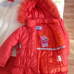 Winter coat. Poland. Growth 92-98