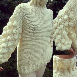 Γυναικεία πλεκτά πουλόβερ.