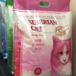 Συμπληρώματα πυριτικής γέλης Σιβηρική γάτα