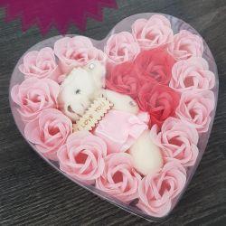 Roses Soap, New Set