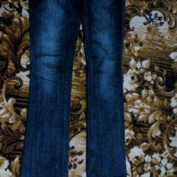 Woman's jeans. 25 size.