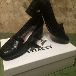 Классические офисные туфли