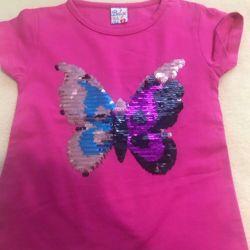Το μπλουζάκι αλλάζει χρώμα στο paetkah