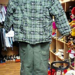 Tulum ayrı (98 göğüslü ceketler ve pantolonlar)