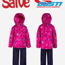 New winter costume Salve by Gusti Gusty (Canada)