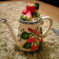 Чайник сувенирный