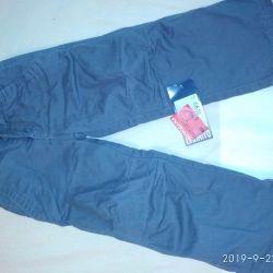Warm pants Barkito 98
