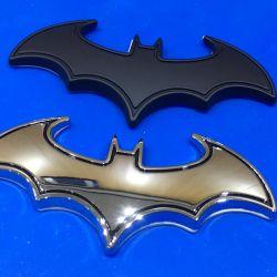 Bat chrome ή μαύρο