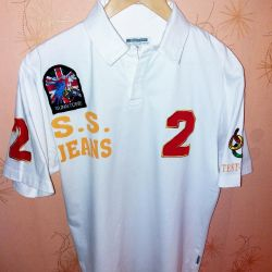 New Sunstone Jeans Polo