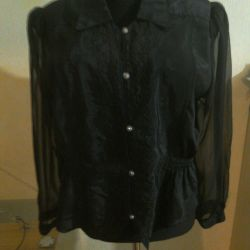 Женская нарядная блузка, импортная,48