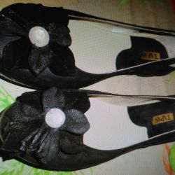 Pantofi noi pentru balet