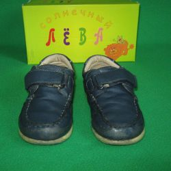 Polo-shoes moccasin 24 Sunny leva