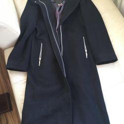 Coat on the lock