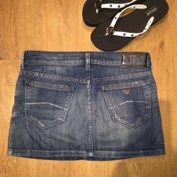 Armani Jeans etek orijinali