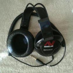 Навушники Koss UR 30 для металошукача