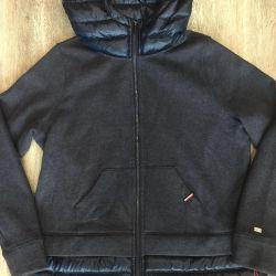 Jacket-sweatshirt