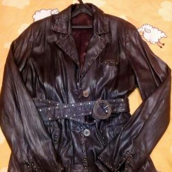 Leather jacket fall Italy p 48/50