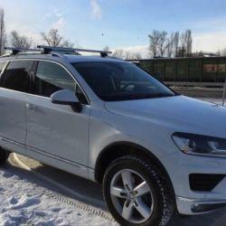 VW Touareg Roof Rack