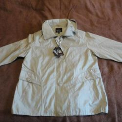Курточка ветровка женская новая р. 54 и 56