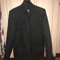 Men's coat almost new