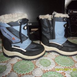 Warm boots p.25