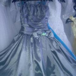 elegant dress for a girl
