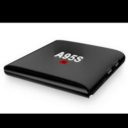 TV set SMART TV BOX A95S