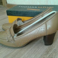 Νέα παπούτσια thomas munz
