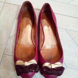pantofi de balet Marc Jacobs