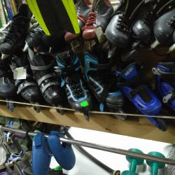 Roller skates in assortment