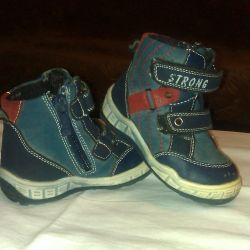 Μπότες μέγεθος 21