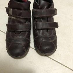 Μπότες του φθινοπώρου Ortek
