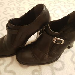 Ankle boots Leather.37.5