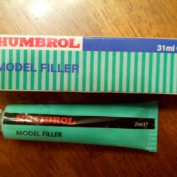 Putty Humbrol for models