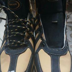 νέες μπότες ανδρών χειμώνα, 4 4
