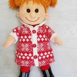 Soft Musical Doll-New
