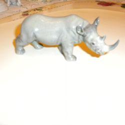 πορσελάνη ρινόκερου