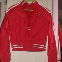Women's jacket Adidas S windbreaker