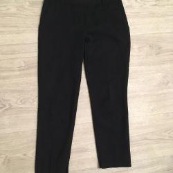 Κλασικά παντελόνια τσόχα