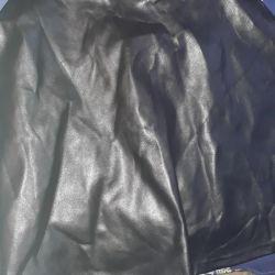 Φούστα δέρματος / αναπληρωτής, ύψος 152-158.