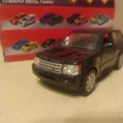 Range Rover Sport Car Model