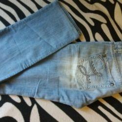 Jeans light blue s