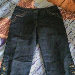 Pantolon kot pantolon ve x, b.