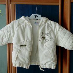 Jacket demi-season 68 + 6