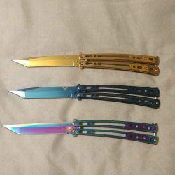 JD kelebek bıçağı
