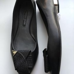 Παπούτσια μπαλέτου Alberto Gozzi, Ιταλία, 39 r.