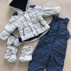 Mothercare suit for 9-12 months. 👍👍👍👍
